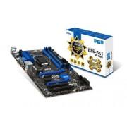MSI B85-G41 PC Mate ATX 1150 Scheda Madre, Nero/Antracite