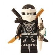 LEGO Ninjago: Minifigure - Zane Deepstone Minifig with Armor and Aeroblade (70737)