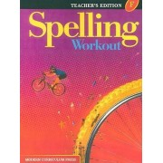 Spelling Workout by Modern Curriculum Press
