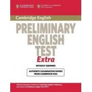 Cambridge Preliminary English Test Extra Student's Book by Cambridge ESOL