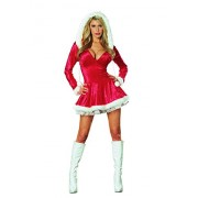 Cesar - 4552M - Déguisement - Costume - Sexy Mere Noel - Taille M
