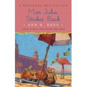 Miss Julia Strikes Back by Ann B Ross