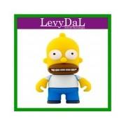 Memoria USB LevyDal Homero Simpson 3D, 16GB, USB 2.0, Multicolor