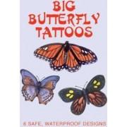 Big Butterfly Tattoos by Jan Sovak