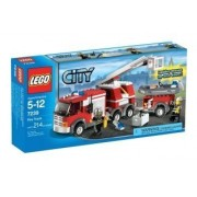 LEGO City Fire Truck (7239) by LEGO