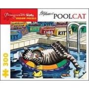 B. Kliban - Pool Cat: 300 Piece Puzzle
