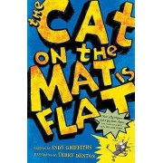 The Cat on the Mat is Flat by Andy Griffiths