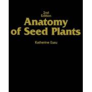 Anatomy of Seed Plants by Katherine Esau
