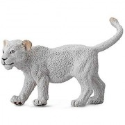 CollectA White Lion Cub (Walking) Figure