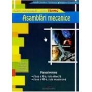 Asamblari mecanice - Clasa a 11-a a 12-a - Manual - Aurel Ciocirlea-Vasilescu