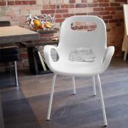 Set 4 scaune Umbra OH alb