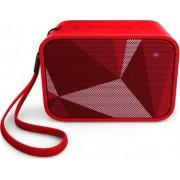 Boxa Portabila Philips BT110R/00, Bluetooth, Handsfree, Microfon, rezistenta la apa (Rosu)