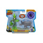 Wicked Cool Toys Animal Power Set - Rhino Powers! Action Figure
