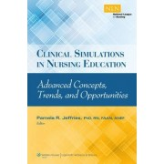 Clinical Simulations in Nursing Education by Pamela R. Jeffries