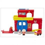 Fisher-Price Little People Wheelies Fire StationFisher-Price Little People Wheelies Fire Station