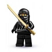 LEGO Minifiguras Coleccionables: Ninja Minifigura (Serie 1) (Bolsas)