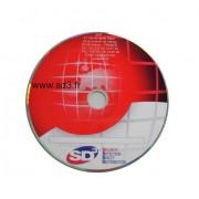 Software pentru definitivarea retelei de tevi Sampling Pipe config SD3