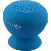 Boxa Portabila Abc Tech Waterproof Cu Microfon Albastru