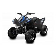 lem motor Quad Atv Motore 4 Tempi 110cc Lem Motor New Big Foot Nero/blu