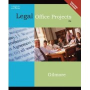 Legal Office Projects (with CD-ROM) by Diane M. Gilmore