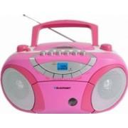 Microsistem audio Blaupunkt Boombox BB15PK CD Player tuner FM USB 2x2W pink