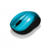Mouse wireless Verbatim 49044 GO Nano albastru