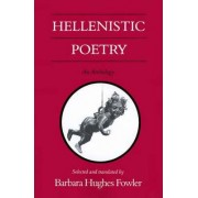 Hellenistic Poetry by Barbara Hughes Fowler