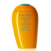 Tanning emulsion SPF6 Shiseido 150ml