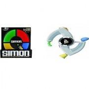 Simon Electronic Game and Bop It XT Carabiner Edition Bundle Set