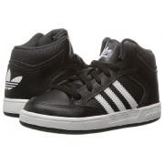 adidas Varial Mid (InfantToddler) BlackWhiteSolid Grey