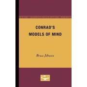 Conrad's Models of Mind by Senior Lecturer and Head of the School of English Bruce Johnson