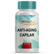 Cápsula Anti-aging Capilar Com 60 Doses