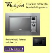 Whirlpool AMW 1401/IX felsőszekrénybe építhető mikrohullámú sütő