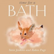Time for a Bath Big Book by Steve Jenkins