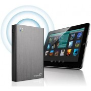 HDD Extern Wireless Plus, 1TB, USB 3.0/Wi-Fi (Gri)