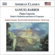 S Barber - Piano Concerto (0636943913321) (1 CD)