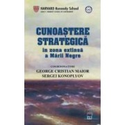 Cunoastere strategica in zona extinsa a Marii Negre - George Cristian Maior Sergei Konoplyov