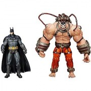 DC Collectibles Batman: Arkham Asylum: Bane vs. Batman Action Figure 2-Pack