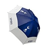 Tottenham Hotspur Tour Vent Golf Umbrella - Blue/White