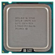 Intel Core 2 Duo E7500 2.93 GHz - second hand
