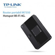 Router Wireless portabil TP-LINK M7350, 3G/4G, Dual Band, 150 Mbps, 1 Antena interna