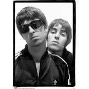 Oasis - Mtv Studios - London Aout 1994 - Affiche / Poster Envoi En Tube - 59x84 Cm