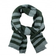 stripe shawl