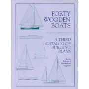 Forty Wooden Boats by Wooden Boat Magazine