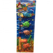 Fishing Game set with Rod fish For Kids