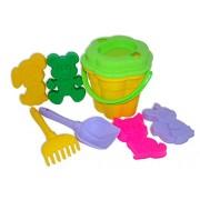 Polesie - Set de juguetes de playa (PW3949)