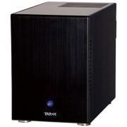 Tarox ParX µServer - Server per casa e piccoli uffici, Intel Core i3 2120, 3,3 GHz, 8 GB RAM, 4 TB HDD, sistema operativo non installato, colore: Nero