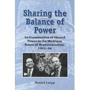 Sharing the Balance of Power by Daniel Loepp