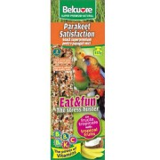 Baton papagali mici, fructe tropicale, 115 gr, Belcuore