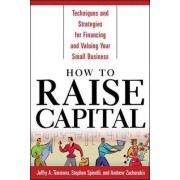 How to Raise Capital by Jeffry A. Timmons
